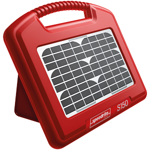 Batterihegn med solceller - smart elhegn med solceller og batteri fra Speedrite
