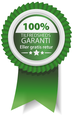 Badge gratis retur