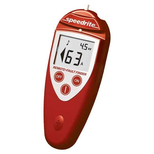 Speedrite Hegnskompass med fejlfinder og fjernbetjening - kræver ikke jordspyd